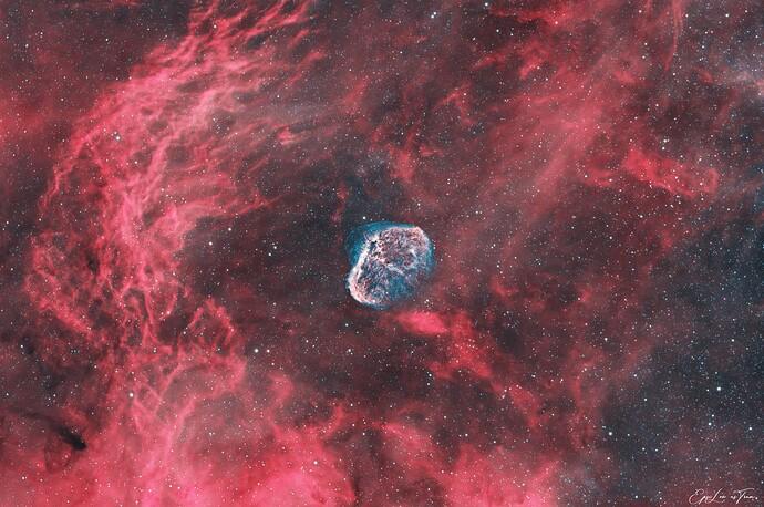 The-Crescent-Nebula